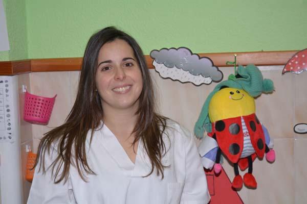 LAURA DEL SAZ. Escuela Infantil Nuestra Señora de las Victorias