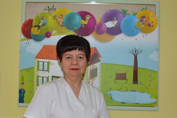 ROSALBA CELY. Escuela Infantil Nuestra Señora de las Victorias