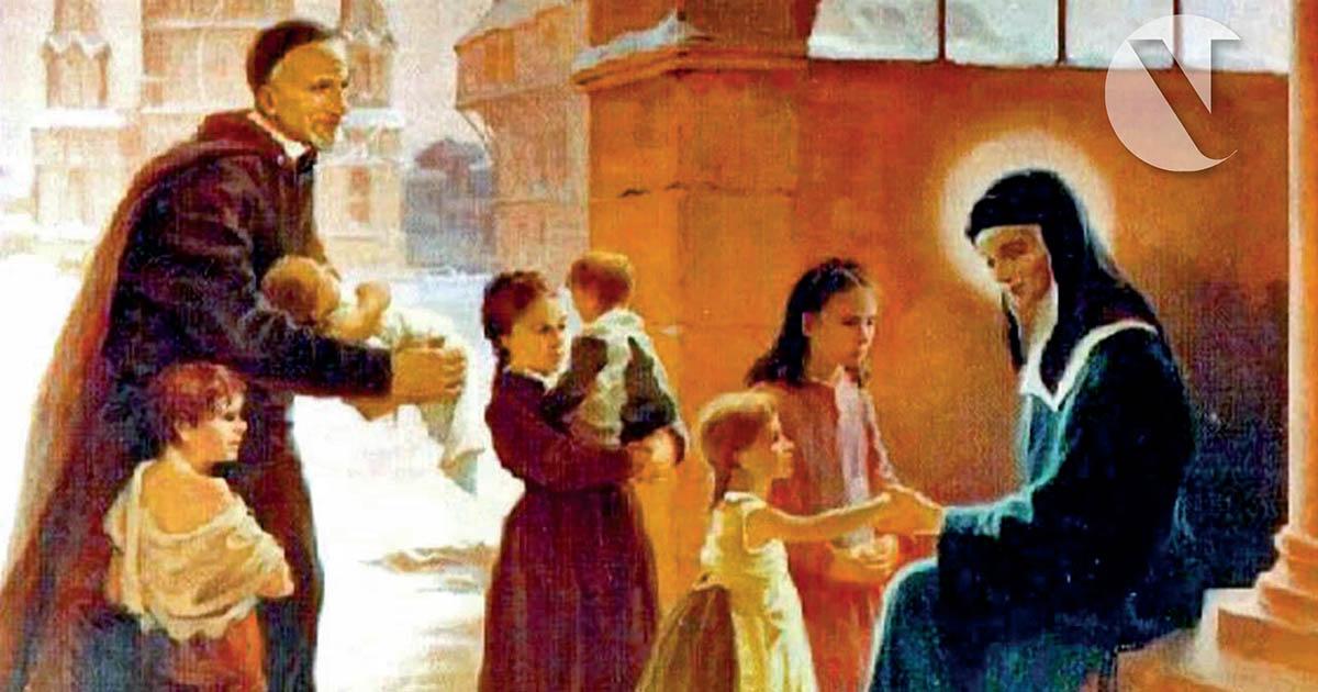 san vicente y santa luisa. Escuela Infantil Nuestra Señora de las Victorias