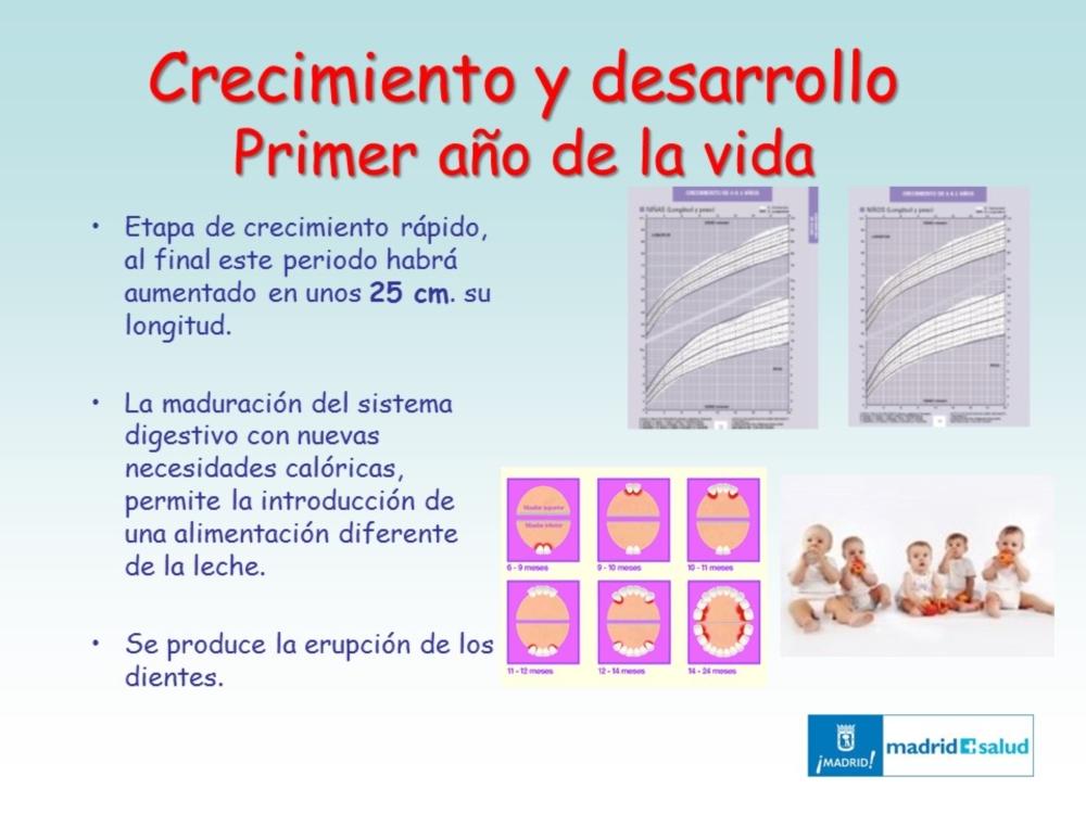 Alimentación Infantil (4). Escuela Infantil Nuestra Señora de las Victorias