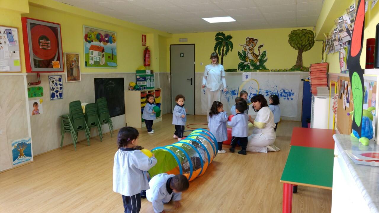 Psicomotricidad. Escuela Infantil Nuestra Señora de las Victorias