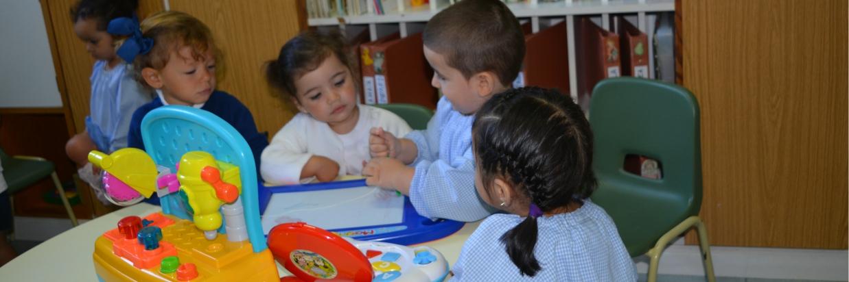 Escuela Infantil Nuestra Señora de las Victorias